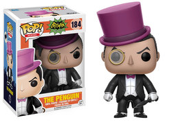 FIGURA POP DC 1966: THE PENGUIN