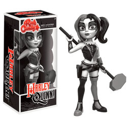 ROCK FIGURE CANDY HARLEY QUINN B/N