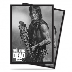 FUNDA ULTRA PRO THE WALKING DEAD DARYL (50)