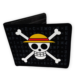 CARTERA ONE PIECE SKULL