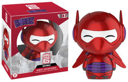 FIGURA DORBZ BIG HERO 6 ARMORED BAYMAX