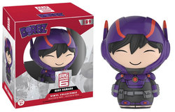 FIGURA DORBZ BIG HERO 6 HIRO