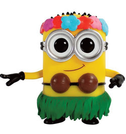FIGURA POP MI VILLANO FAVORITO 3: HULA MINION