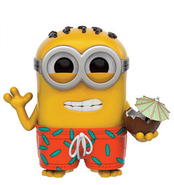 FIGURA POP MI VILLANO FAVORITO 3: MINION PARADISE PHIL