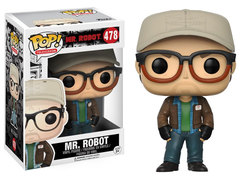 FIGURA POP MR. ROBOT: MR.ROBOT