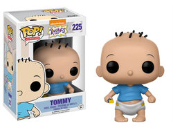 FIGURA POP NICKELODEON 90`S: RUGRATS TOMMY