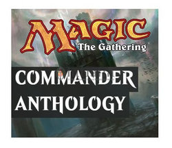 MAGIC COMMANDER ANTHOLOGY (INGLES)