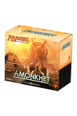 MAGIC AMONKHET BUNDLE *INGLES*