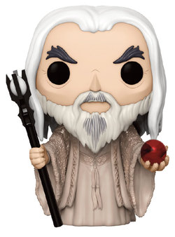 POP MOVIES: LORD OF THE RINGS SARUMAN