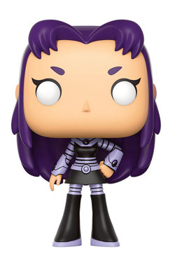 POP TELEVISION: TEEN TITANS GO BLACKFIRE