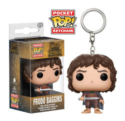 POCKET POP KEYCHAINS LORD OF THE RINGS - FRODO