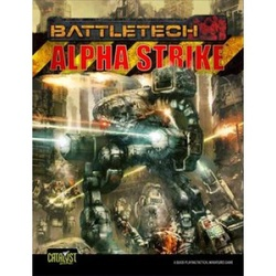 BATTLETECH ALPHA STRIKE (INGLES)
