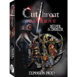 CUTTHROAT CAVERNS: DEEPER AND DARKER (INGLES)