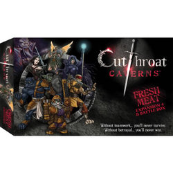 CUTTHROAT CAVERNS: FRESH MEAT (INGLES)