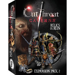 CUTTHROAT CAVERNS: RELICS & RUIN (INGLES)