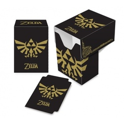 DECK ULTRA PRO LEGEND OF ZELDA BLACK AND GOLD