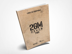 2GM TACTICS CAMPAIGN BOOK (SPANISH)