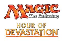 MAGIC HOUR OF DEVASTATION DISPLAY (6) (CASTELLANO)
