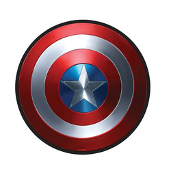MARVEL - MOUSEPAD - CAPTAIN AMERICA - IN SHAPE