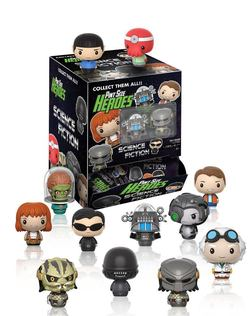 DISPLAY SCIENCE FICTION PINT SIZE (24)