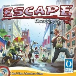 ESCAPE: ZOMBIE CITY (INGLES)