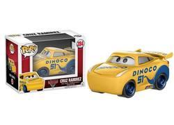 FIGURA POP CARS 3: CRUZ RAMIREZ