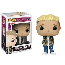 FIGURA POP ROCKS: JUSTIN BIEBER