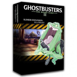 GHOSTBUSTERS 2 SLIMER SEA FIGHT EXPANSION (INGLES)