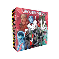 GHOSTBUSTERS 2 THE BOARDGAME (INGLES)