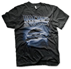 CAMISETA REGRESO AL FUTURO DELOREAN S