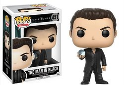 POP MOVIES: THE DARK TOWER THE MAN IN BLACK