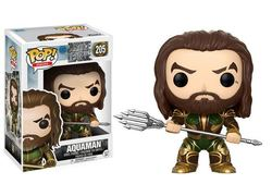 FIGURA POP JLA MOVIE: AQUAMAN