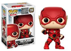 JUSTICE LEAGUE POP! MOVIES VINYL FIGURE THE FLASH 9 CM