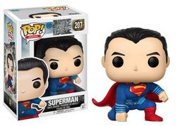 FIGURA POP JLA MOVIE: SUPERMAN