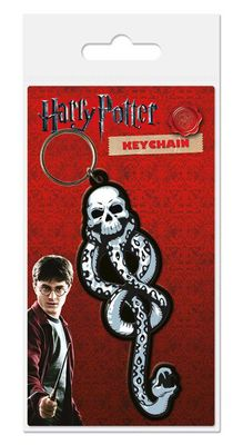 LLAVERO GOMA HARRY POTTER DARK MARK