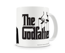 TAZA GODFATHER LOGO