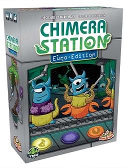 CHIMERA STATION CASTELLANO *IMPRESCINDIBLE*