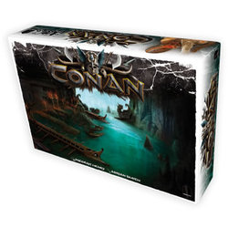 CONAN STYGIAN EXPANSION (INGLES)