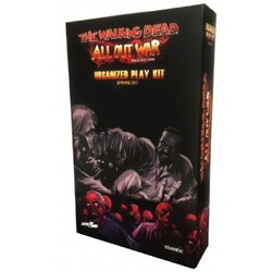 THE WALKING DEAD: ALL OUT WAR OP KIT SPRING (INGLES)