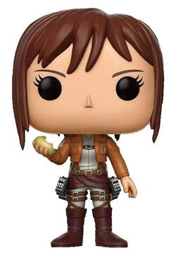 POP ANIMATION: ATTACK ON TITAN SASHA WITH POTATO