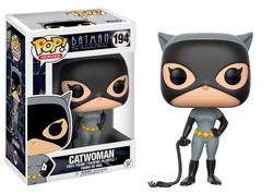 FIGURA POP BATMAN ANIMATED S2 CATWOMAN