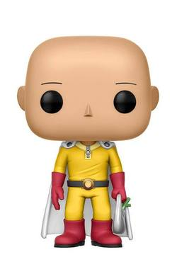 POP ANIMATION: ONE PUNCH MAN SAITAMA