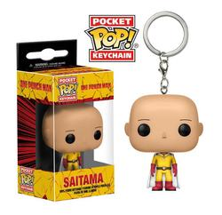 POCKET POP KEYCHAINS ONE PUNCH MAN - SAITAMA