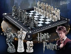 AJEDREZ HARRY POTTER DUELO FINAL