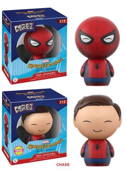 CAJA DORBZ SPIDERMAN HOMECOMING CHASE 5+1