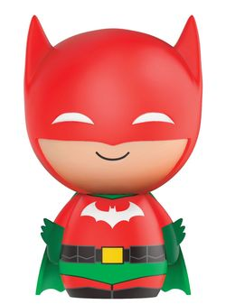 FIGURA DORBZ BATMAN CHRISTMAS
