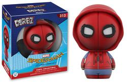 FIGURA DORBZ SPIDERMAN HOME HOODED