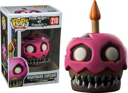FIGURA POP FIVE NIGHTS AT FREDDY: CUPCAKE