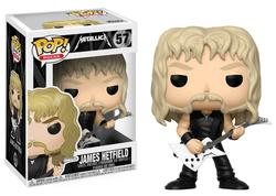 POP ROCKS: METALLICA JAMES HETFIELD