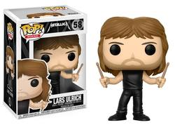 POP ROCKS: METALLICA LARS ULRICH
